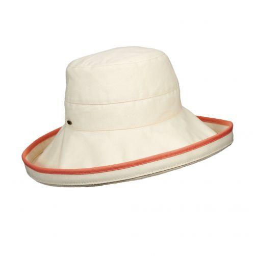 Scala---UV-hat-for-women---Grapefruit