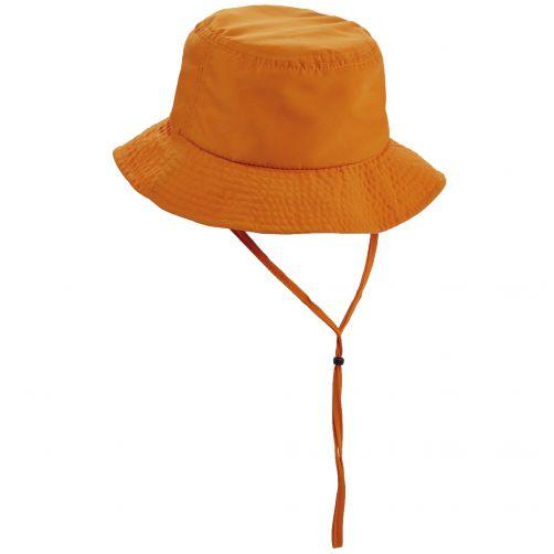 Tropical-Trends---UV-hat-for-women---Orange