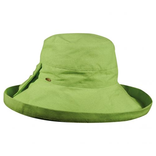 Scala---UV-hat-for-Kids---Lime