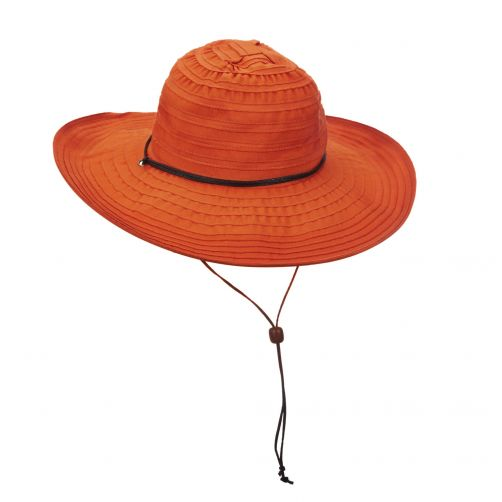 Scala---UV-hat-for-women---Papaya