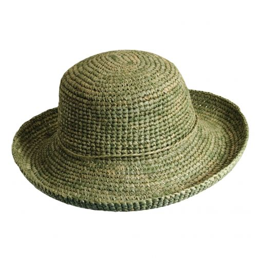 Scala---UV-hat-for-women---Light-Olive
