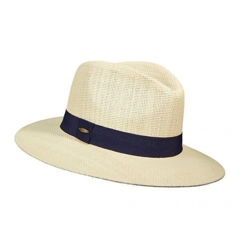 Scala---UV-hat-for-women---Navy