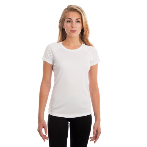 Vapor-Apparel---Women's-UV-shirt-with-short-sleeves---white