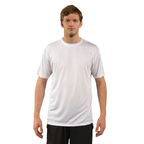 Vapor-Apparel---Men's-UV-shirt-with-short-sleeves---white