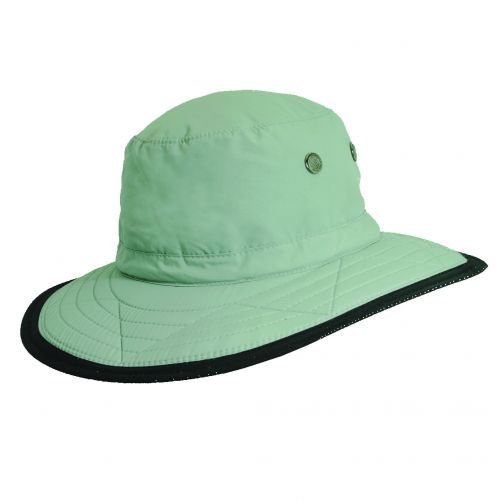 Dorfman-Pacific---UPF-50+-Men's-UV-Hat-Sage