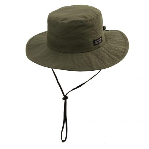Dorfman-Pacific---UV-hat-for-men---Olive