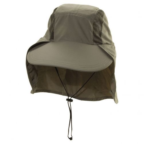 Dorfman-Pacific---UPF-50+-Men's-UV-Hat-Olive