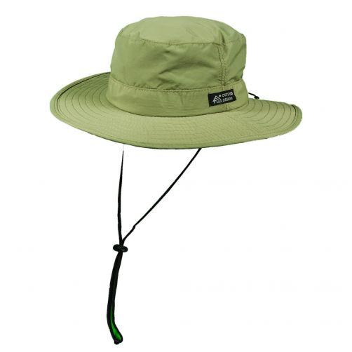 Dorfman-Pacific---UPF-50+-Men's-UV-Hat-Fossil
