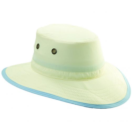Dorfman-Pacific---UPF-50+-Men's-UV-Hat-Ivory
