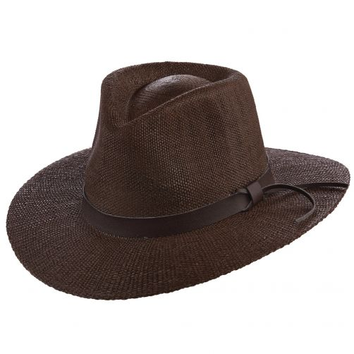 Scala---UV-hat-Safari-Toyo-for-men---Brown