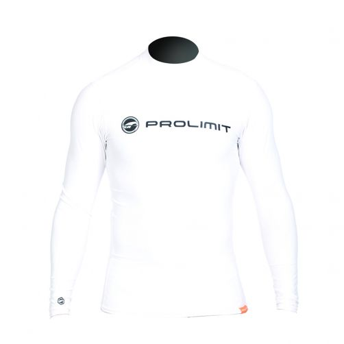 Prolimit---Swim-shirt-for-men-with-long-sleeves---White
