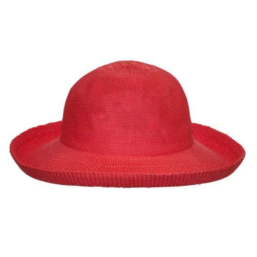 Rigon---UV-sun-hat-for-women---Poppy-red