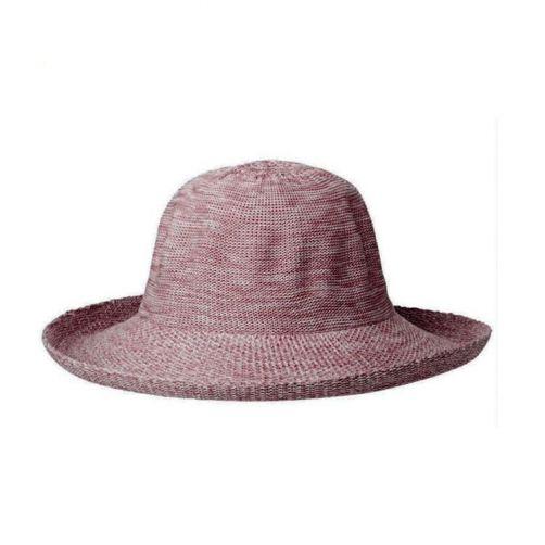 Rigon---UV-sun-hat-for-women---Old-rose-pink