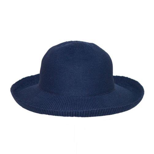 Rigon---UV-sun-hat-for-women---Navy-blue