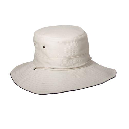 Rigon---UV-boonie-hat-for-men---Cream-white
