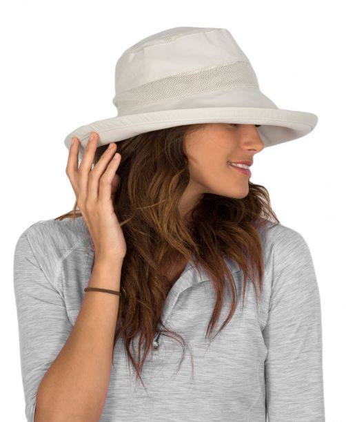 Rigon---UV-sun-hat-for-women---Ventilated---White