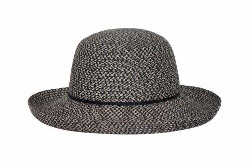 Rigon---UV-sun-hat-for-women---Charcoal-grey