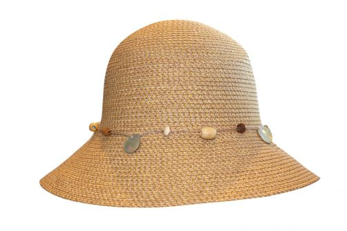 Rigon---UV-bucket-hat-for-women---Natural-fleck