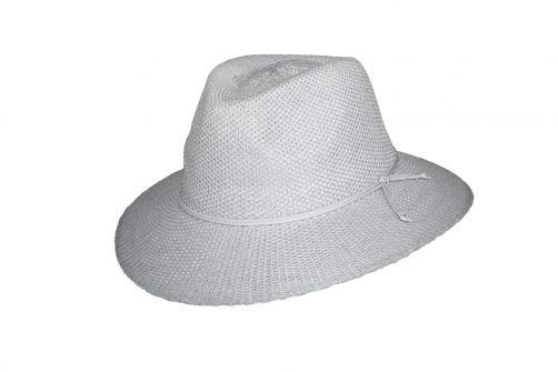Rigon---UV-fedora-hat-for-women---Jacqui---White