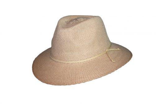 Rigon---UV-fedora-hat-for-women---Jacqui---Beige