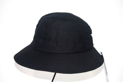Rigon---UV-bucket-hat-for-women---Black