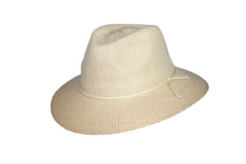 Rigon---UV-fedora-hat-for-women---Jacqui---Ivory