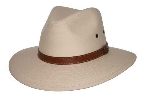 Rigon---UV-fedora-hat-for-men---Canvas---Natural