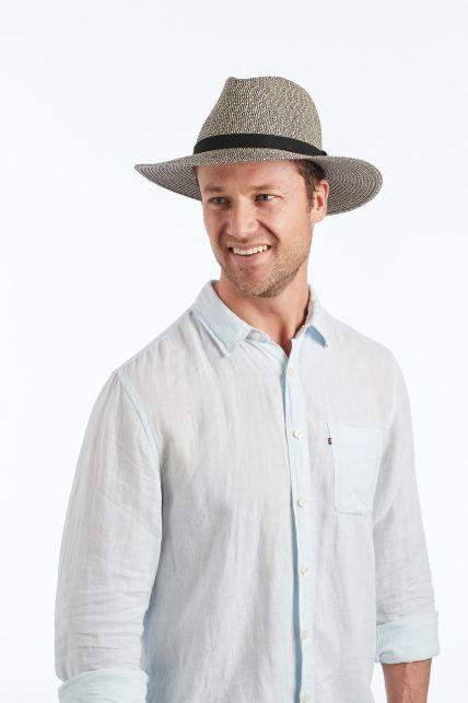 Rigon---UV-fedora-hat---Unisex---Grey