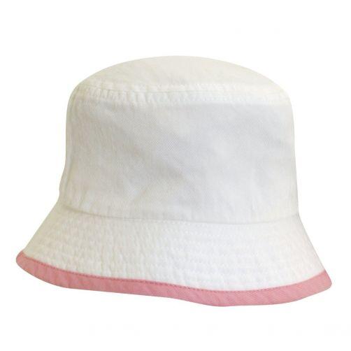 Scala---UV-bucket-hat-for-Kids---Pink