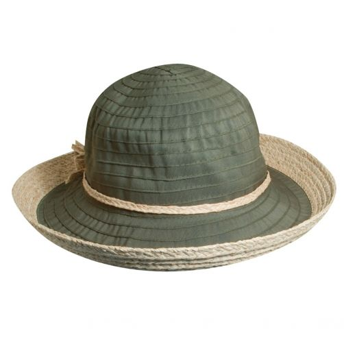 Scala---UV-hat-lint-for-women---Olive