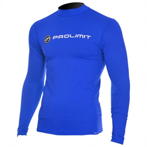 Prolimit---Swim-shirt-for-men-with-long-sleeves---Royal-blue