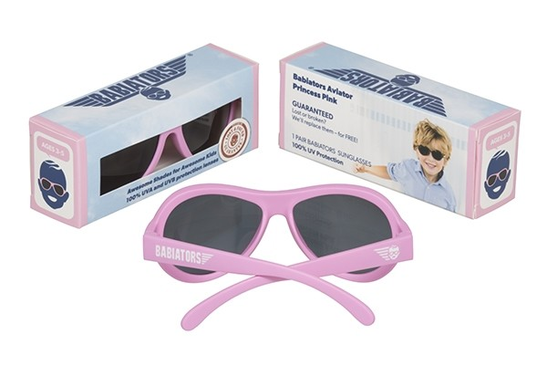 Good kids' sunglasses: Babiators UV400