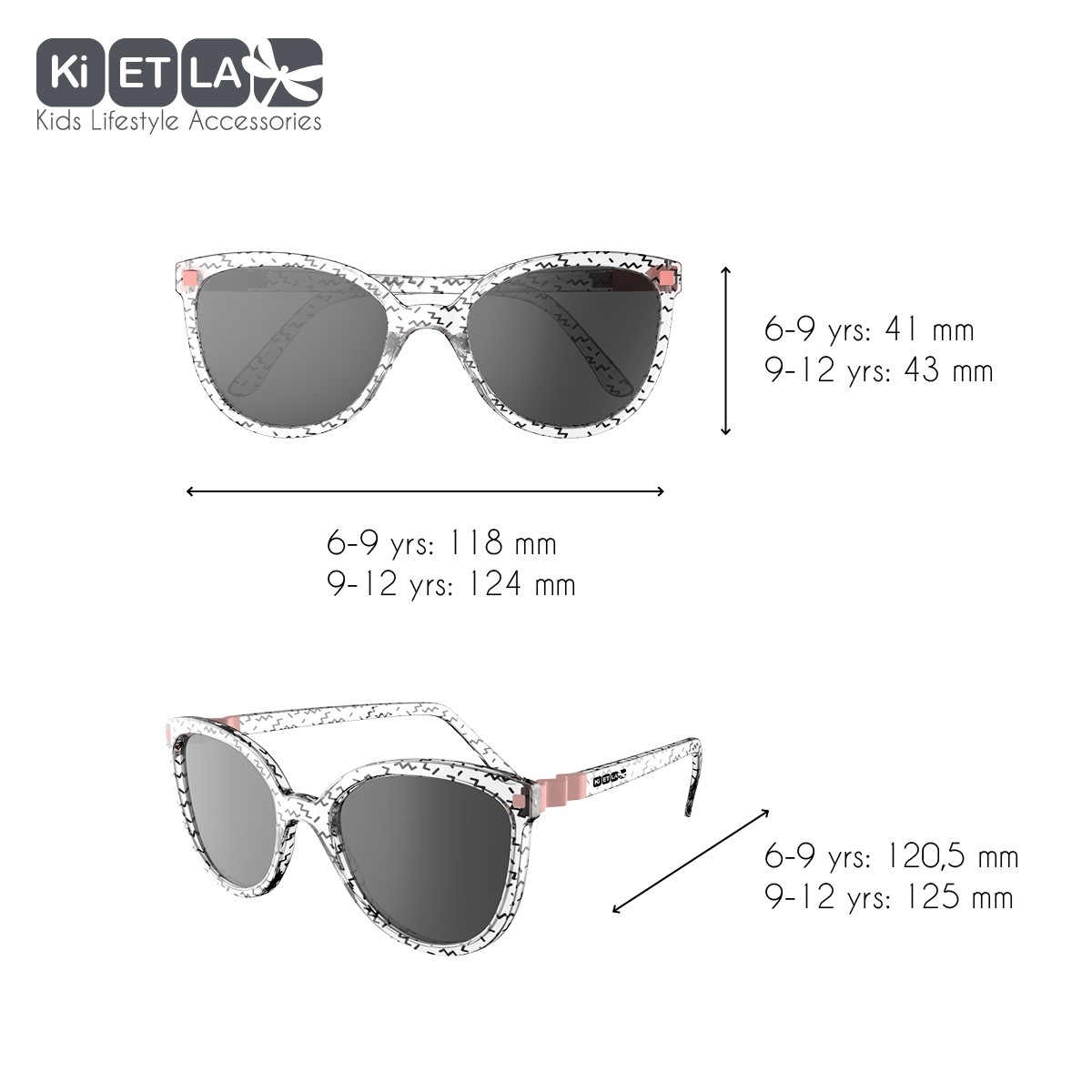 Good kids sunglasses Ki ET LA