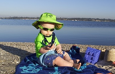 Babybanz sunglasses for boys and girls